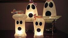 fantômes lanternes à faire soi-même