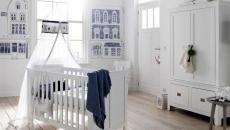 belle déco marine chambre de bébé design