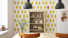 décoration couleurs chambre d'enfant murs