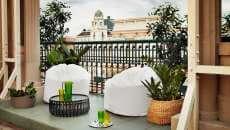 idées déco petit balcon terrasse appart de ville