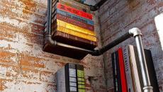 étagères d'angle design original