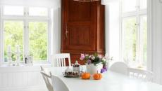 Décoration design d'intérieur salle à manger minimaliste