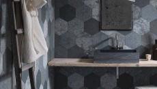 gris tendance salle de bain moderne