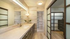 inspiration japonais salle de bains design