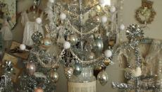 arbre de Noël décoration créative artistique