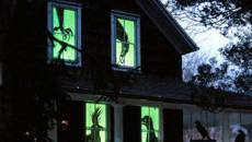 décoration halloween outdoor sorcières