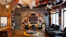 meuble tendance diy design retrofuturiste