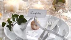 jolie décoration idées table fêtes jour de l'an