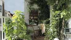 salon de jardin design feria. Black Bedroom Furniture Sets. Home Design Ideas