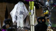accessoire déco halloween idées décoration original