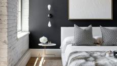 thème couleurs chambre à coucher doux