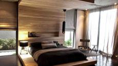 lit original design en bois