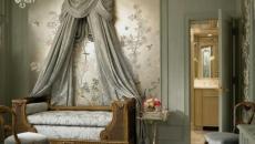 décoration design d'intérieur avec fleurs