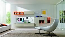 fauteuil original séjour design contemporain
