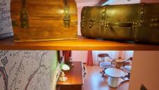 design intérieur luxueux de vacances hôtel boutique