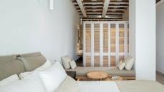 chambre suite design luxe hôtel boutique Mykonos Grèce