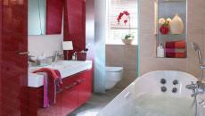 moderne salle de bain design unique