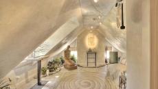belle décoration espace de bouddhisme à la maison