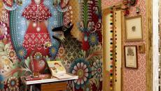 Décoration de mur maison papier peint artistique
