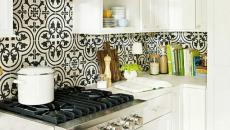 décoration de cuisine carreaux en ciment