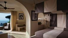 chambre luxe vue mer palace capri