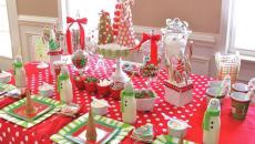 décorer table rigolote theme enfants