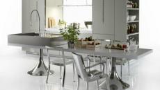 cuisine aspect futuriste contemporain