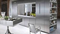 cuisine moderne contemporaine design futuriste