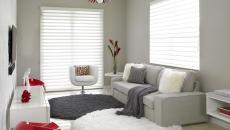 appartement luxe au design intérieur tapis superposés