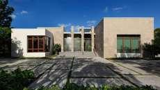 architecture résidentielle exotique Floride maison propriété