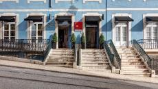 Ancien bâtiment transformé en boutique hôtel LX