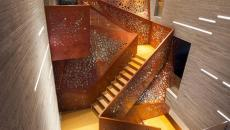 escalier interieur deco maison cuvire