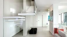 escalier design luxio lumineux intérieur