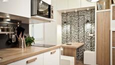 exemple cuisine compacte salle à manger logement