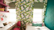 papiers peints couleurs pétillantes chambre