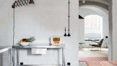 ameublement style industriel appartement créatif