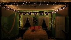 indoor décoration de Noël sympa