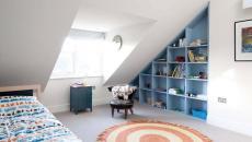 étagères chambre enfants design ludique