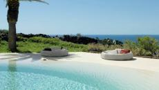 piscine exotique villa de vacances
