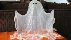 petit fantôme déco accessoire halloween