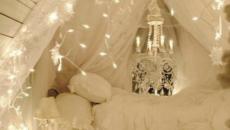 idée déco Noël pour la chambre