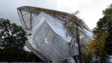 Bâtiment Fondation Louis Vuitton inauguration
