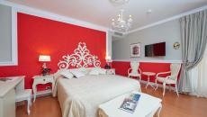 chambre de luxe inspiré casanova