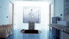 salle de bain épurée turque