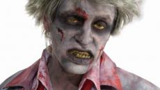 halloween maquillage homme zombie réussi