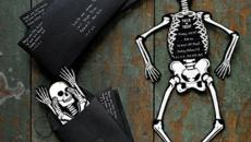 Idées déco invitation Halloween fête party