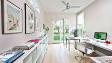 bureau travail à domicile conseils déco feng shui