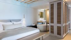 Hôtel Design Boutique Mykonos Vacances Grèce Touristes