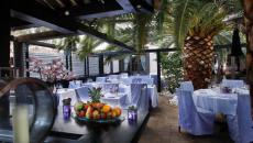 restaurant classe hôtel de luxe 5 étoiles