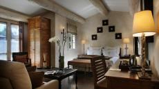 intérieur de luxe hôtel de luxe